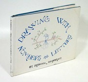 Cover of: Drawing with numbers and letters