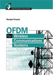Cover of: OFDM for Wireless Communications Systems