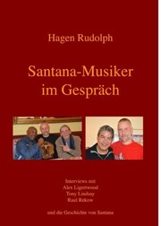Cover of: Santana-Musiker im Gespräch (German Edition)