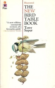 Cover of: The new bird table book | Tony Soper