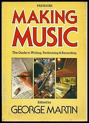 Cover of: Making music