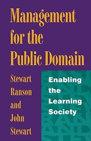 Management for the public domain