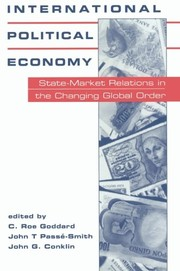 Cover of: International political economy |