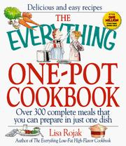Cover of: The Everything One-Pot Cookbook