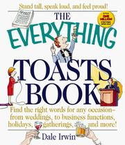 Cover of: The everything toasts book | Dale Irvin