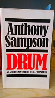 Cover of: Drum | Anthony Terrell Seward Sampson