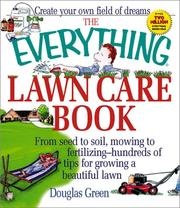 Cover of: The Everything Lawn Care Book