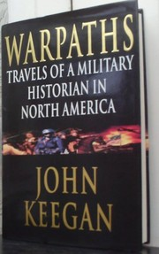 Cover of: Warpaths | John Keegan