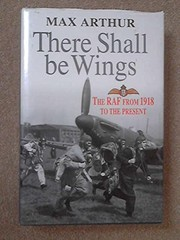 Cover of: There shall be wings | Max Arthur