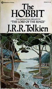 Cover of: The Hobbit or There and Back Again by J.R.R. Tolkien