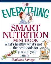 Cover of: The Everything Smart Nutrition Mini Book