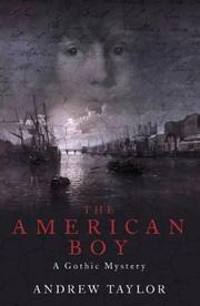 Cover of: The American boy
