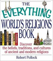 Cover of: The everything world's religions book