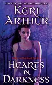 Cover of: Hearts in Darkness: Nikki and Michael Book 2 (Nikki & Michael series)