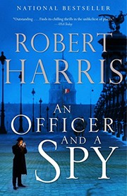 Cover of: An Officer and a Spy: A Spy Thriller
