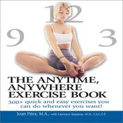 Cover of: The anytime, anywhere exercise book