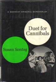 Cover of: Duet for cannibals: a screenplay