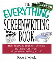 Cover of: The everything screenwriting book