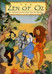 Cover of: The Zen of Oz: ten spiritual lessons from over the rainbow