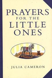 Cover of: Prayers for the little ones