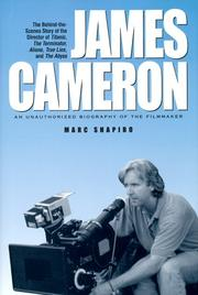James Cameron by Marc Shapiro