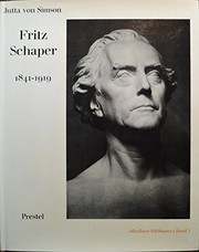 Cover of: Fritz Schaper