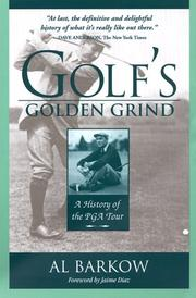 Cover of: Golf's golden grind