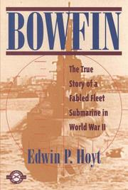 Cover of: Bowfin