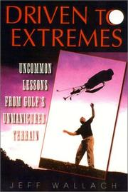 Cover of: Driven To Extremes