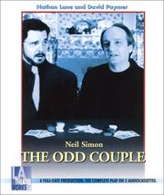 Cover of: The Odd Couple - starring Nathan Lane and David Paymer