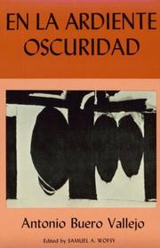 Cover of: En la ardiente oscuridad | Buero