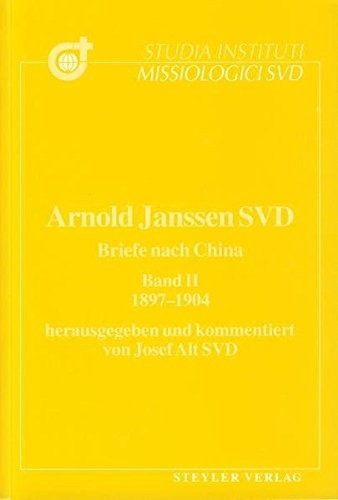 Briefe nach China by Arnold Janssen
