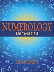 Cover of: Numerology Demystified