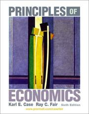 Cover of: Principles of Economics with ActiveEcon CD