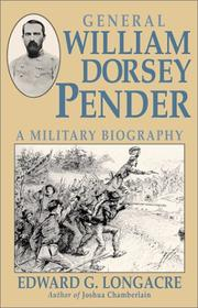 General William Dorsey Pender
