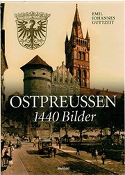 Cover of: Ostpreussen 1440 Bilder