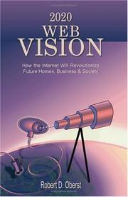 2020 Web Vision by Robert D. Oberst
