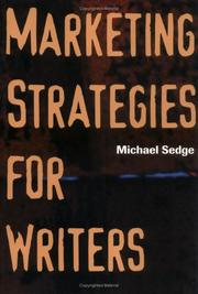 Cover of: Marketing strategies for writers