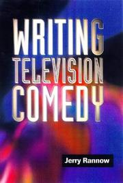 Cover of: Writing television comedy