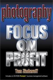 Cover of: Photography | Tom Zimberoff