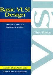 Basic VLSI design by Douglas A. Pucknell