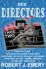 Cover of: The directors
