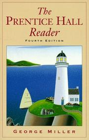 Cover of: Prentice Hall Reader, The | George Miller