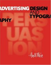 Cover of: Advertising Design and Typography
