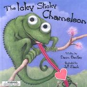 Cover of: Icky Sticky Chameleon | Dawn Bentley