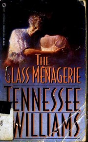 Cover of: The Glass Menagerie | Tennessee Williams