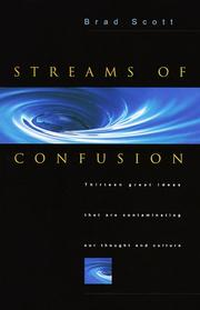 Cover of: Streams of Confusion