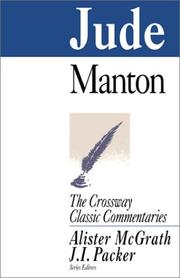 Cover of: Jude (The Crossway Classic Commentaries) | Thomas Manton
