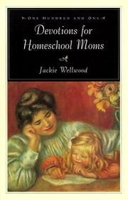 Cover of: 101 devotions for homeschool moms