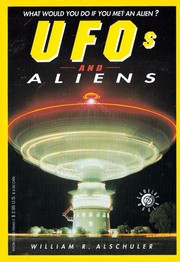 Cover of: UFOs and aliens